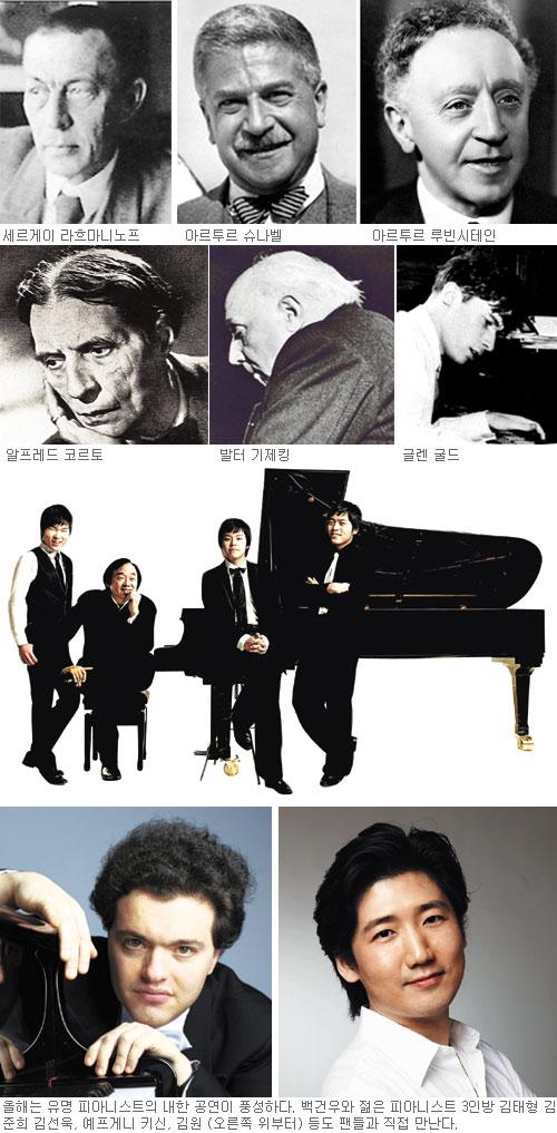 올해는 피아노 탄생 300년… 선율의 숲·바다에 푹 빠져보세요 기사의 사진