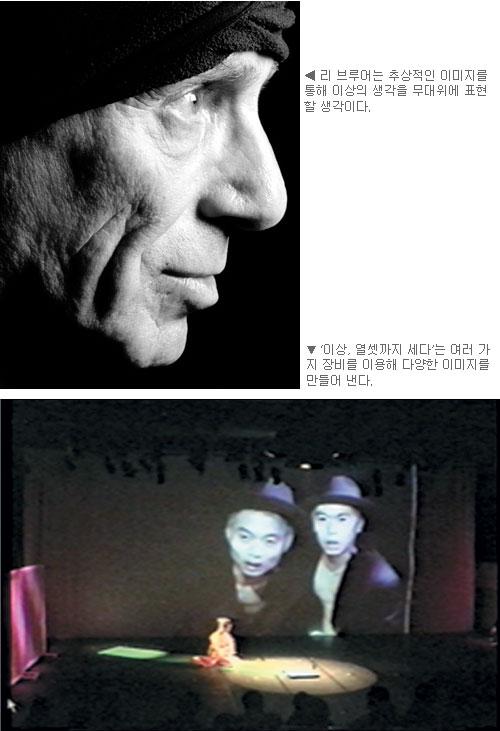 美 현대연극 연출가 리 브루어 '이상,열 셋까지 세다' 무대 올려 기사의 사진