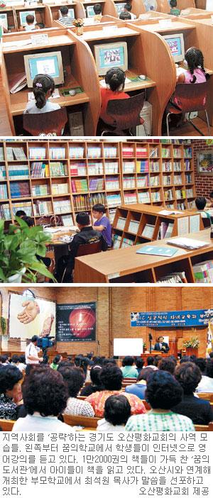 [경제 희망의 길,한국교회가 만든다] 배움 제공―지역 활력―교회 성장 기사의 사진