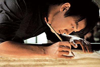 [새영화―'인사동 스캔들'] '벽안도'를 둘러싼 그림 장사꾼들의 사기극 기사의 사진