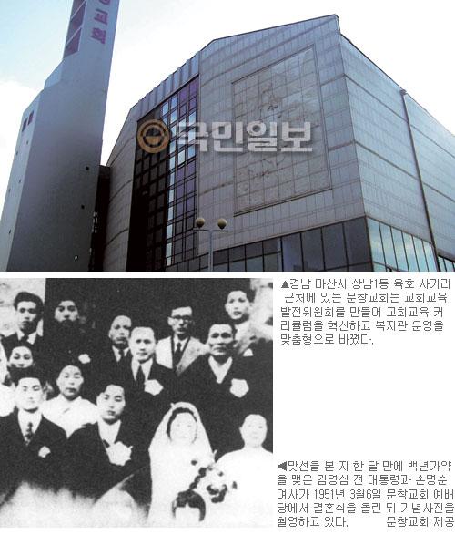 [한국의 역사교회―(17) 마산 문창교회] '복음 횃불' 밝혀 애국운동 기사의 사진