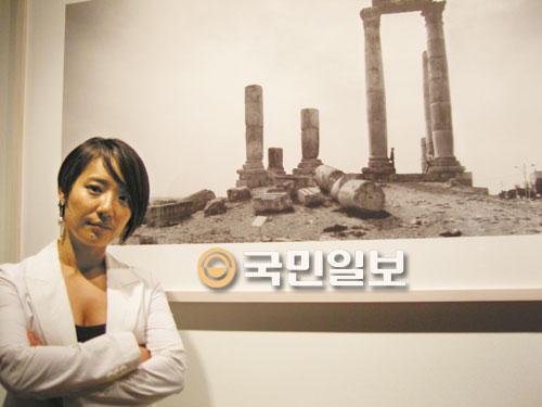 '다음작가상' 수상 윤수연씨 분쟁의 중동 현장 등 담아 사진전 기사의 사진