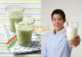 [식품] 여름철 피부 건강, 우유로 활력 '팍팍' 기사의 사진