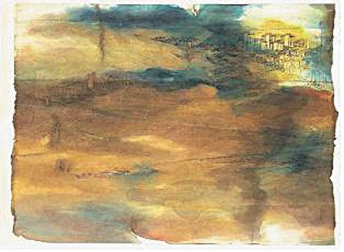 [그림이 있는 아침] 풍경의 빛 기사의 사진