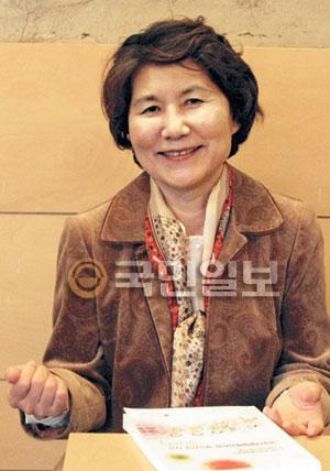 '비추미 여성대상' 받는 신혜수 유엔 권리위원회 위원 기사의 사진