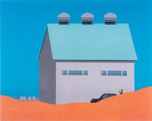 [그림이 있는 아침] 집 풍경 기사의 사진