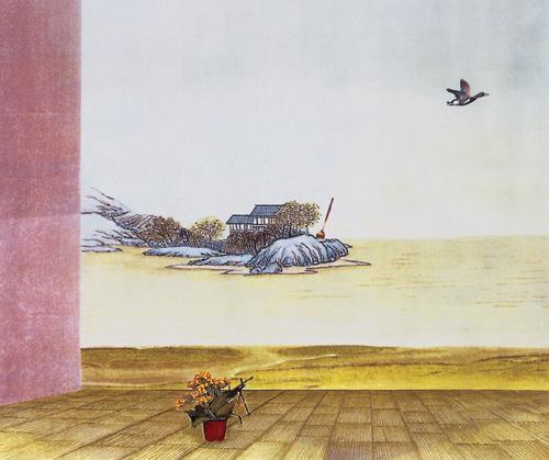 [그림이 있는 아침] 나비의 꿈 기사의 사진