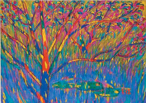 [그림이 있는 아침] 나무 기사의 사진