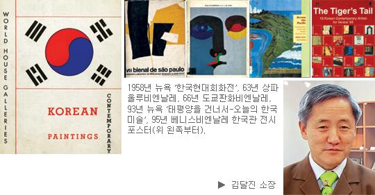 한국현대미술 세계화 짧지만 선명한 발자취… '한국 현대 ...