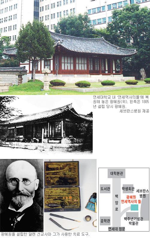[한국의 기독교 성지 순례] 가난한 조선 민중 돌보던 '인술의 요람' 기사의 사진