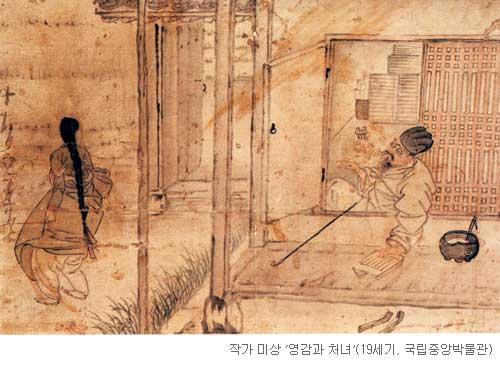 [오늘 본 옛 그림] (79) 분수를 모르면 욕 된다 기사의 사진