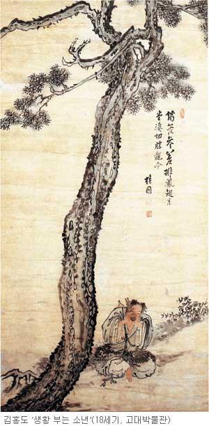 [오늘 본 옛 그림] (84) 용과 봉이 짝을 이루다 기사의 사진