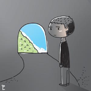 [이기수 기자의 건강쪽지] 만성 통증환자와 '터널의 끝' 기사의 사진