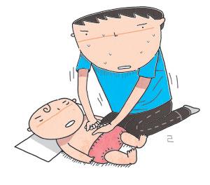 [이기수 기자의 건강쪽지] 보육교사들 영아 심폐소생술 배워야 기사의 사진