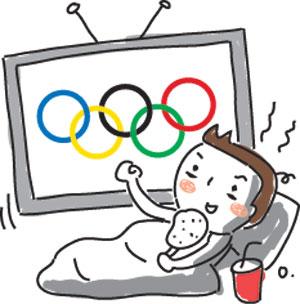 [이기수 기자의 건강쪽지] '올림픽 증후군' 피하는 법 기사의 사진