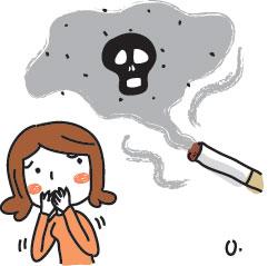 [이기수 기자의 건강쪽지] 간접흡연, 골다공증 위험 높인다 기사의 사진