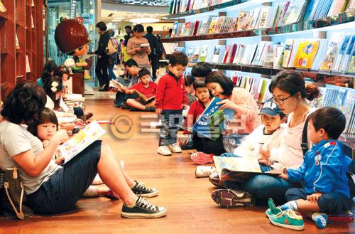 [포토 카페] 행복한 독서 기사의 사진