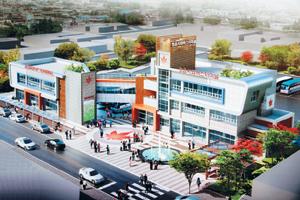정읍 시외버스터미널, 40년만에 새로 짓는다 기사의 사진