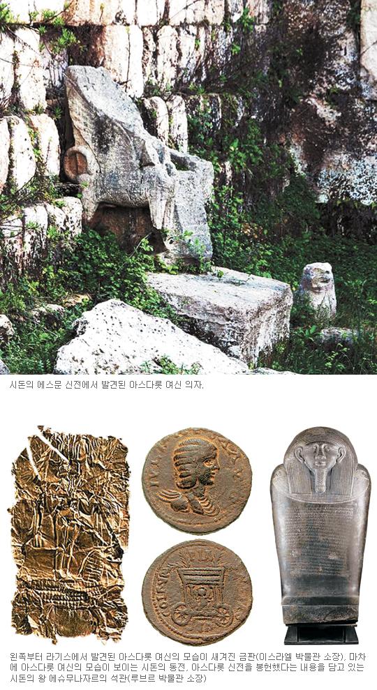 [고고학으로 읽는 성서-(1) 가나안 땅의 사람들] 베니게(시돈과 두로) 사람들 ④ 기사의 사진
