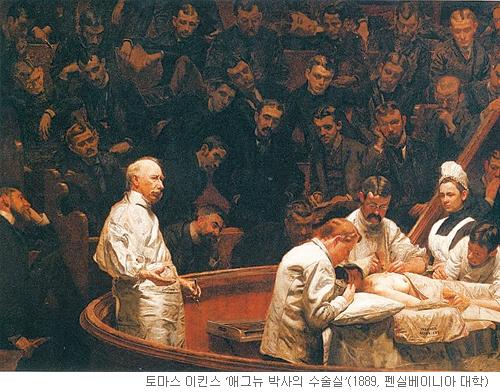 [예술 속 과학읽기] (46) 의술에 대한 경의 기사의 사진