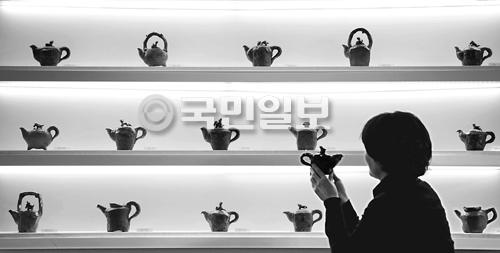 [포토 카페] 은은한 茶내음 기사의 사진