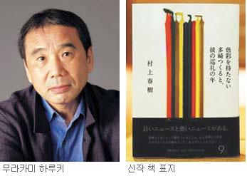 日 하루키 '신작 소설' 베일 벗었다… 사전 예약 주문만 50만권 기사의 사진