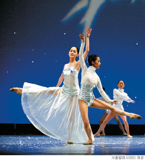 [무대의 풍경-'사계 (Four Seasons)'] 발레로 풀어낸 인생 기사의 사진