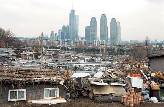 구룡마을 개발방식, 서울시 판정승 기사의 사진