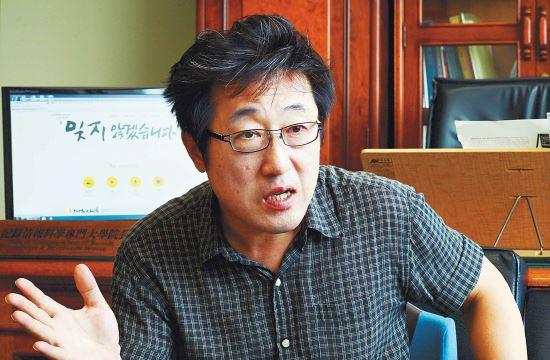 [인人터뷰] 세월호를 기억하는 시민네트워크 김익한 공동대표 기사의 사진