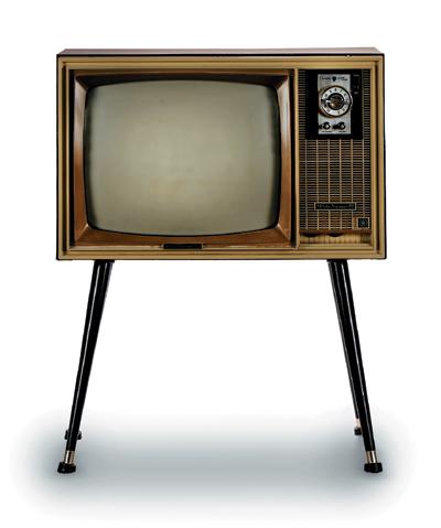 [톡톡! 한국의 문화유산] 최초 국산 TV, 금성 VD-191 기사의 사진