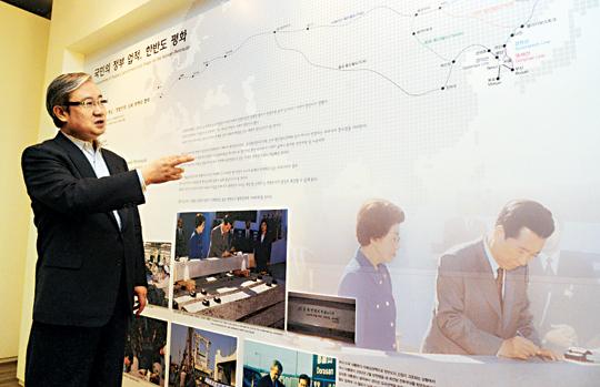 """[인人터뷰] """"북핵은 6者에 맡기고 남북관계는 우리 스스로 풀어야"""" 기사의 사진"""
