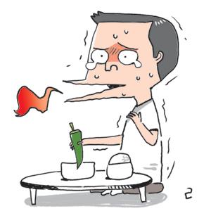 [이기수 기자의 건강쪽지] 캡사이신 지나친 섭취, 암 부를 수도 기사의 사진