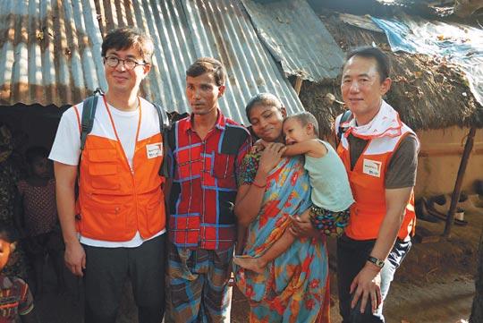 """[밀알의 기적] 방글라데시와 각별한 인연… """"이렇게 가난할 줄 몰랐다"""" 기사의 사진"""