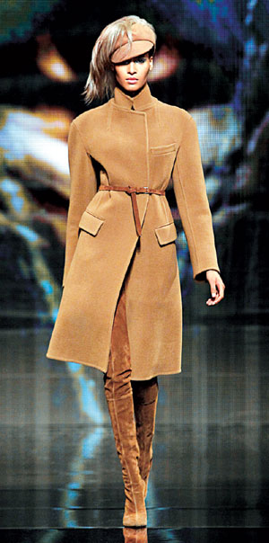 [패션노트] (42) 코트, 겨울옷의 얼굴 기사의 사진