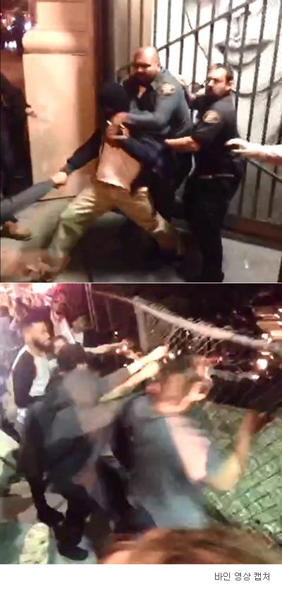 때리고 부수고 훔치고, 일촉즉발의 퍼거슨 사태 영상으로 보니… 기사의 사진