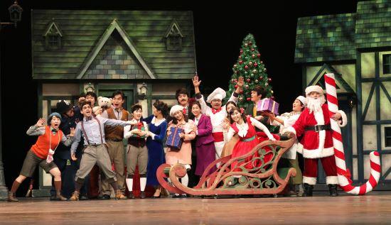 그라시아합창단 '크리스마스 칸타타',부산 공연 기사의 사진