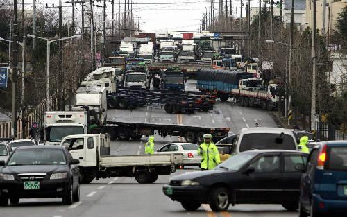 화물차 불법증차로 40억대 유가보조금 꿀꺽했다 기사의 사진