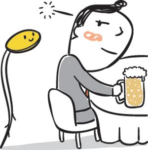 [이기수 기자의 건강쪽지] 술자리 잦은 연말, 건강 지키려면 기사의 사진