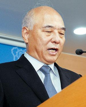 [2014 한국교회 10대 뉴스] 문창극 총리 후보자 낙마 논란 기사의 사진