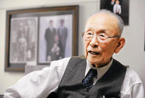 [2014 한국교회 10대 뉴스] 방지일 목사 별세 기사의 사진