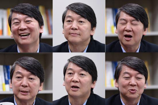 [김영석 정치부장의 데스크 직격인터뷰]안철수 새정치민주연합 전 공동대표 기사의 사진