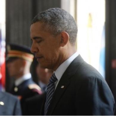 [배병우 특파원의 워싱턴 통신] 오바마 '운명의 급반전' 기사의 사진
