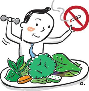 [이기수 기자의 건강쪽지] 심장혈관질환 예방 금연은 필수! 기사의 사진