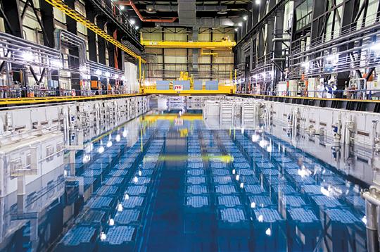 [原電 우리에게 무엇인가-르포] '원자력 대국' 프랑스는 영구처분 시설 어떻게 마련하고 있나 기사의 사진