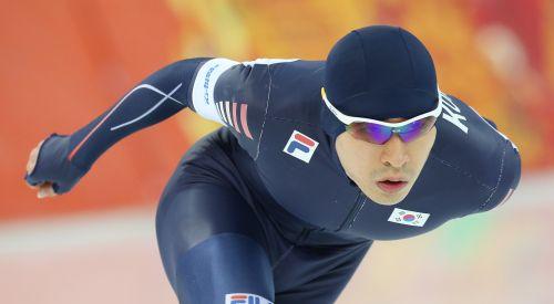 [빙상 월드컵] 이승훈 부진한 출발… 스피드스케이팅 5차 월드컵  5000m 9위 기사의 사진