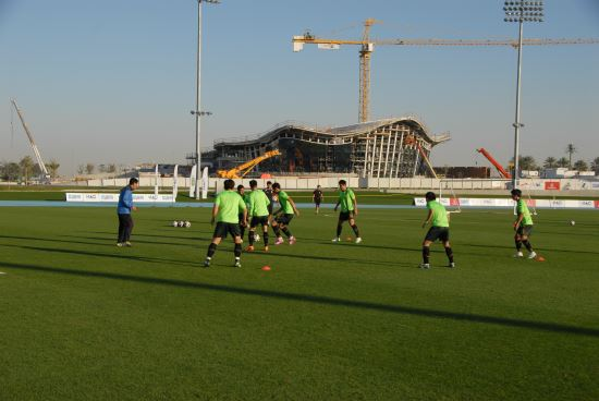 [프로축구] 전북 현대, 두바이서 특급 대우… 왕가 소유 최상급 시설서 전지훈련 기사의 사진
