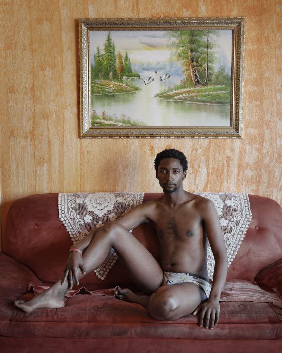 [영옥씨의 미술바구니] 3. 방학 기간 강추! 아프리카 나우 전 기사의 사진
