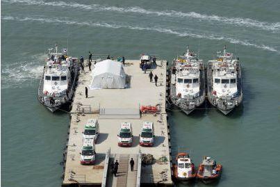해경안전정비창, 2020년 부산 가덕도 이전 추진 기사의 사진