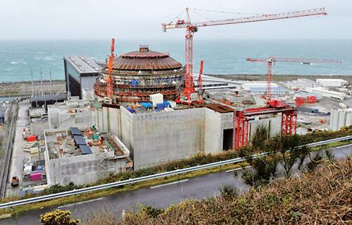 [原電 우리에게 무엇인가-르포] 佛 플라망빌 3호기 원전 건설 현장… 원전도시로 살아난 '유령 철광촌' 기사의 사진