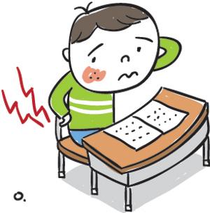[이기수 기자의 건강쪽지] 어린이 새학기증후군 덜어주려면 기사의 사진